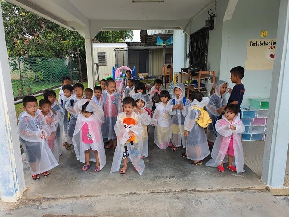 Destiny Welfare Centre refugee children education refugee